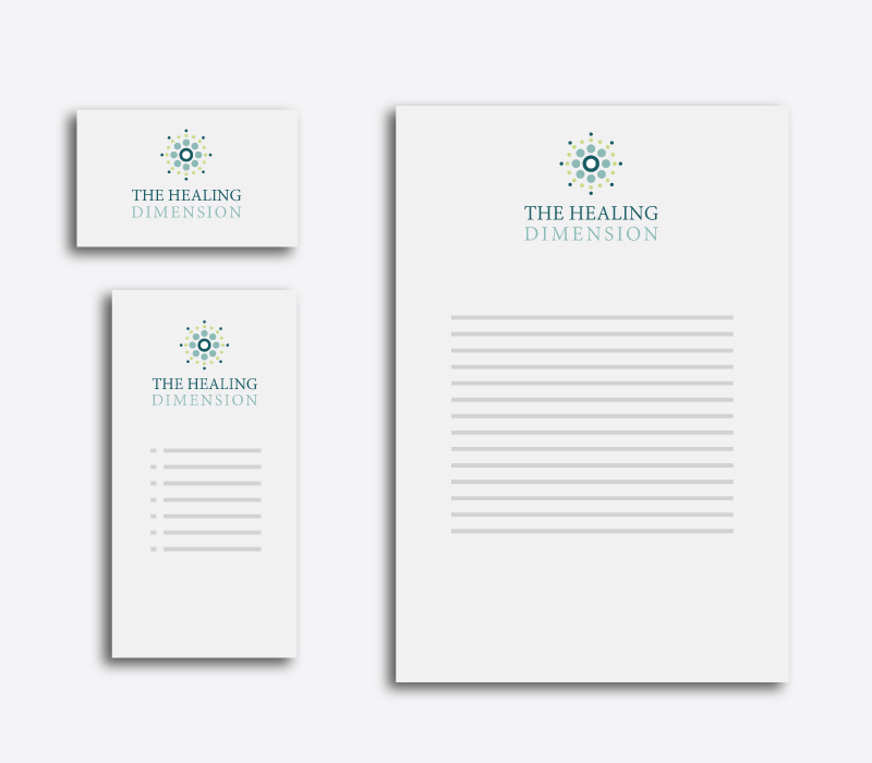 The Healing Dimension Stationary