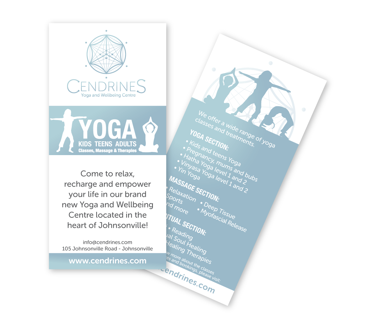 Yoga Studio Flyer